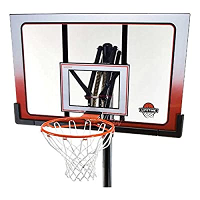 Lifetime 52 Inch Portable Basketball Hoop System 1558 from Lifetime Products