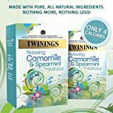 Twinings Camomile & Spearmint 20bag - CLF-TWN-F06990