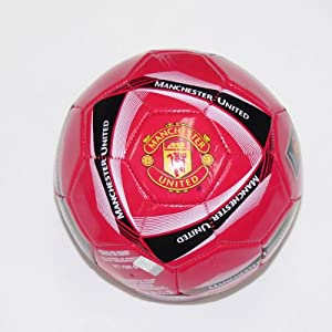 Buy 2014 Manchester United Official Soccer Ball-Home-#2-Skills Ball by Rhinox
