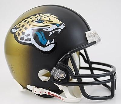 NFL Jacksonville Jaguars VSR4 Mini Helmet