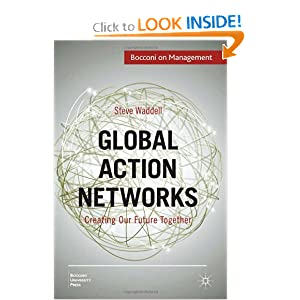Global Action Networks: Creating Our Future Together (Bocconi on Management) Steve Waddell