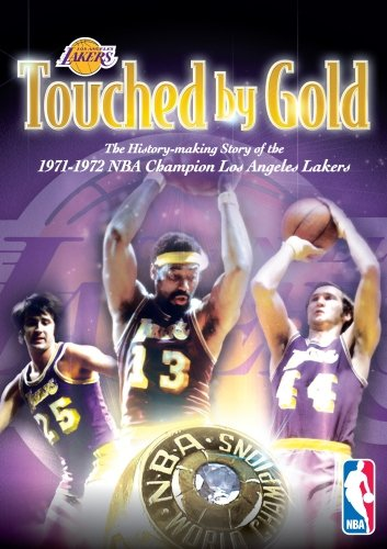 Cover art for  NBA Touched by Gold