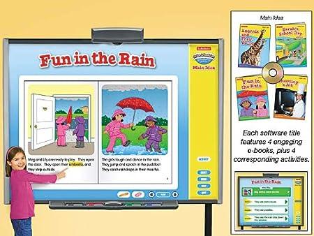 Interactive Reading Comprehension Activities: Main Idea