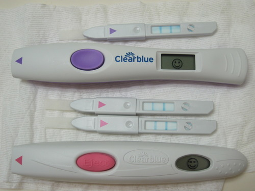Do ovulation test work when on clomid