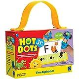 EDUCATIONAL INSIGHTS HOT DOTS JR. THE ALPHABET CARD SET