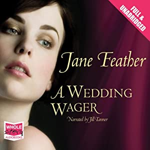 A Wedding Wager | [Jane Feather]