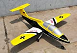 "remote control rc radio control Electric Ducted Fan RC Trainer Plane - Newest EDF-101mm - 51"" ARF Radio Controlled Airplane (COLOR MAY VARY SENT AT RANDOM) - THIS IS A KIT , SOME ASSEMBLY REQUIRED"
