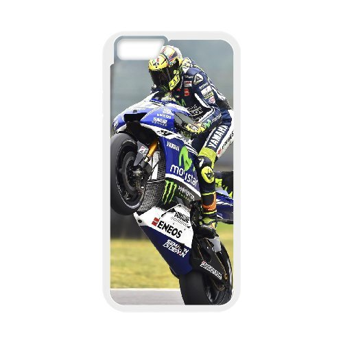 iPhone 6 4.7 Inch Phone Case Valentino Rossi VR46 Moto GP Logo 46 WE735636