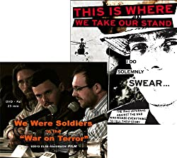 "This Is Where We Take Our Stand / We Were Soldiers in the ""War on Terror"""