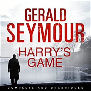 Harry's Game Audiobook