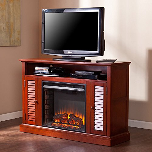 delaney 48 tv stand with fireplace  74787