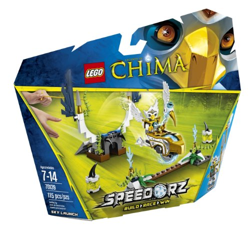 LEGO Chima 70139 Sky Launch - 1
