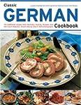 Classic German Cookbook: 70 tradition...
