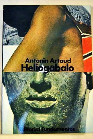 Heliogábalo O El Anarquista Coronado descarga pdf epub mobi fb2