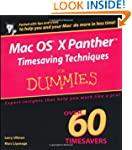 Mac OS X Panther Timesaving Technique...