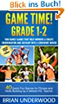 Game Time Grade 1-2: Fun Family Games...