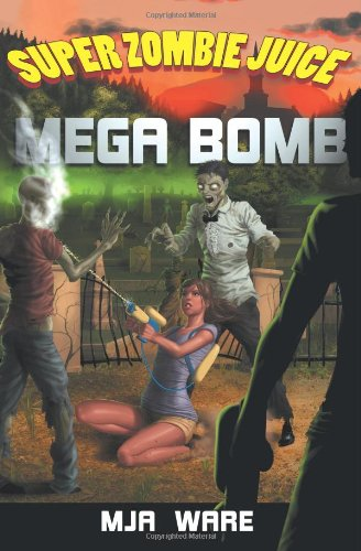 Super Zombie Juice Mega Bomb by MJA Ware