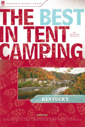 The Best in Tent Camping: Kentucky