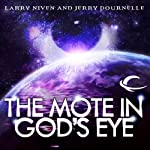 The Mote in God's Eye (       UNABRIDGED) by Larry Niven, Jerry Pournelle Narrated by L J Ganser