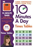 10 Minutes A Day Times Table (Maths Made Easy Ks2)