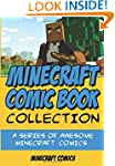 Minecraft Comic Book Collection: A Se...
