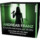 3 Julia-Durant-Krimis in einer Box: Jung, blond, tot/Teuflische Versprechen/Der Jäger, 18 CDs