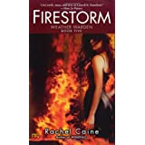 Firestorm: Book Five of the Weather Wardenpar Rachel Caine