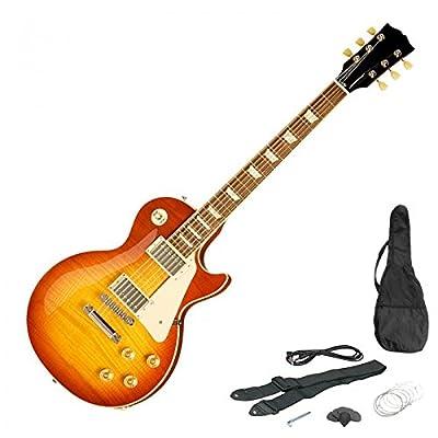 Oypla LP Les Paul Style Sunburst 6 String Full Sized Electric Guitar