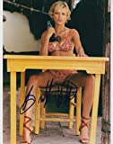 Bridget Hall signed 8x10 photo
