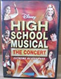 High School Musical: The Concert: Extreme Access Pass - DVD
