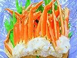 ズワイ蟹足 食べ放題福袋 5.0kg (ボイル冷凍)~ギフト・プレゼントにも最適~ ランキングお取り寄せ