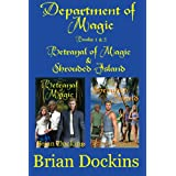 Department of Magic Books 1 & 2 (DOMA)