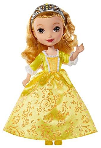 "Mattel Sofia The First Disney 10"" Amber Doll"
