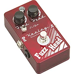 Keeley Fuzz Head Overdrive/Fuzz Pedal