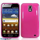 【Galaxy S2 LTE】【SC-03D】専用 TPUシリコンケース 全5色