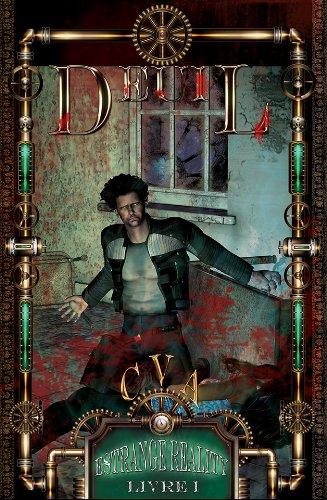 Couverture du livre DEUIL (Estrange Reality, #1) (French Edition)