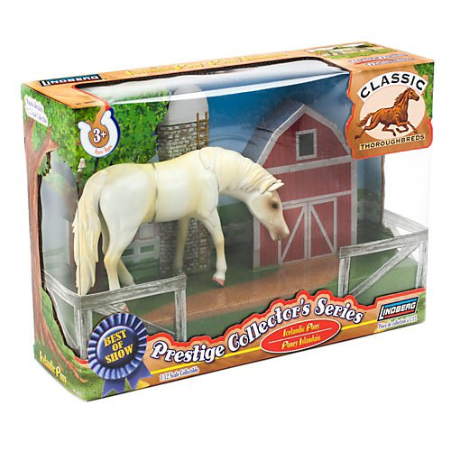 1/12 Thoroughbred Iceland Pony - 1