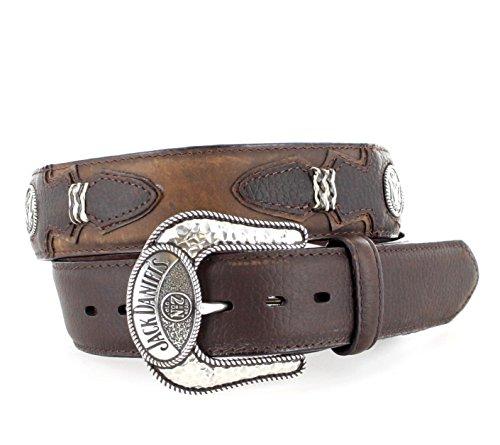 Jack Daniels - Cintura - Uomo marrone 110 (44)