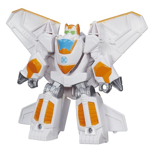 Playskool Heroes Transformers Rescue Bots Blades the Flight-Bot Figure - 1
