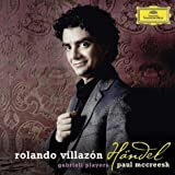 "H�ndel (CD+Dvd Limited Deluxe-Version)von ""Rolando Villazon"""
