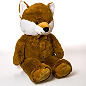 Jumbo Plush Fox