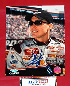 Autographed Harvick Photograph - 8 X 10 Racing - Steiner Sports Certified -... by Sports Memorabilia