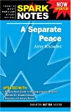 Image of A Separate Peace (Spark Notes Literature Guide)