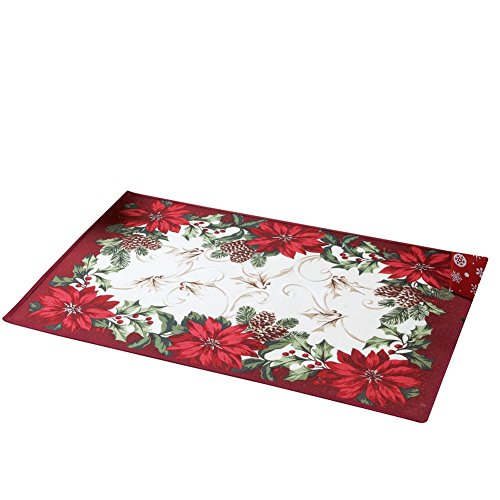 Top 5 Best Christmas Kitchen Rugs For Sale 2016 Boomsbeat