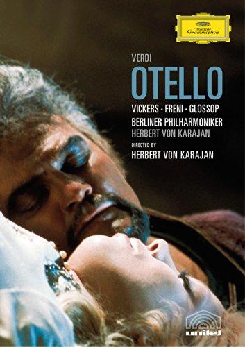 ヴェルディ:歌劇≪オテロ≫ [DVD]