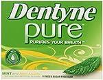 Dentyne Pure Gum,  Mint with Melon Ac...