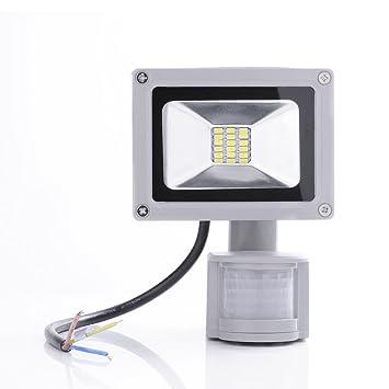 48 LED Solarleuchte Solar Lampe mit Bewegungsmelder Gartenstrahler Außen Fluter
