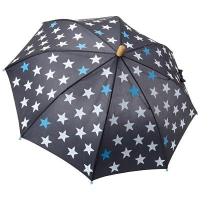Hatley Brolly Umbrella - Blue Stars