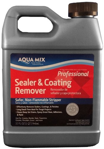 Aqua Mix Sealer and Coating Remover (Stone Sealing compare prices)