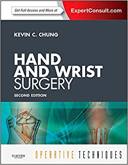 Operative techniques hand and wrist surgery expert consult online